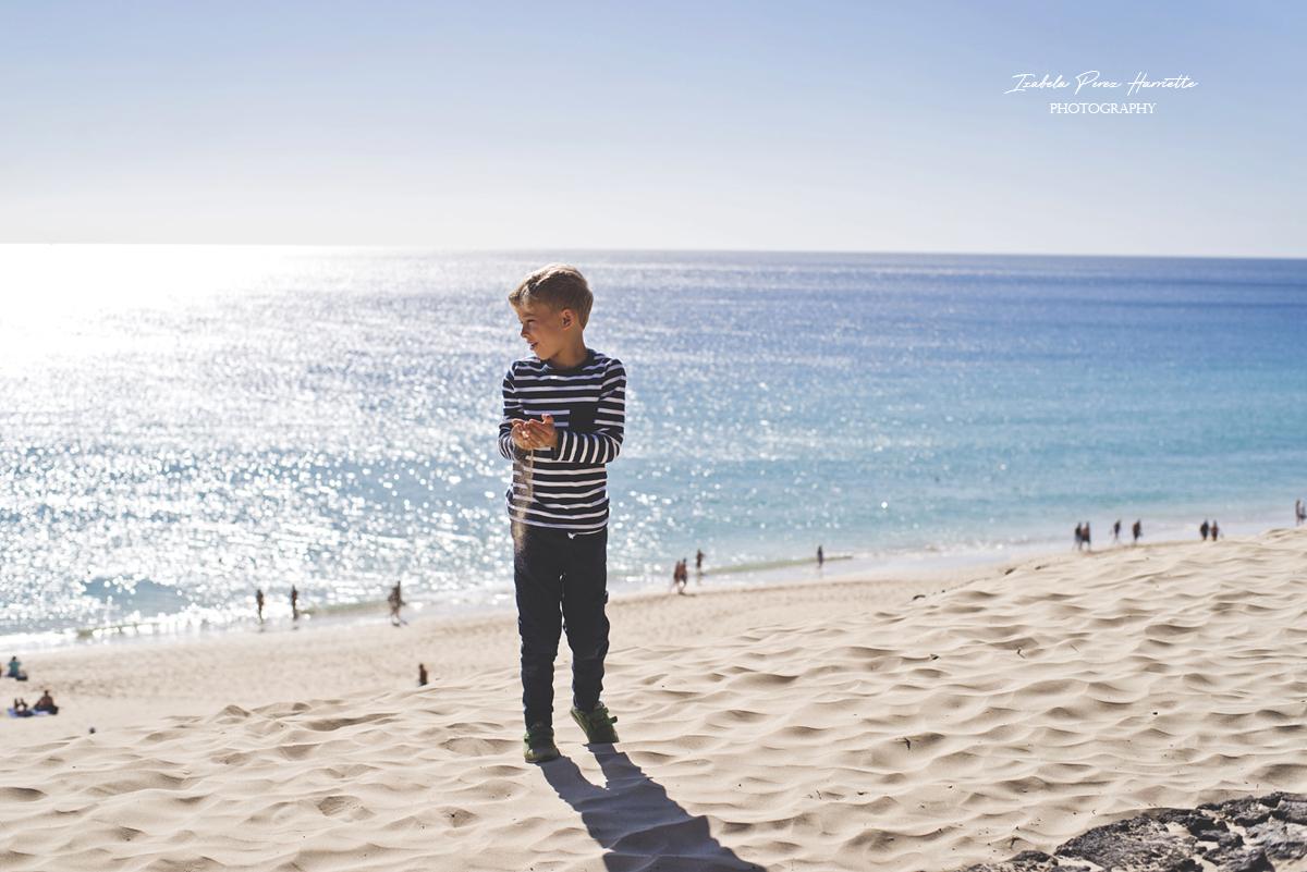 morro jable, plaża, Fuerteventura