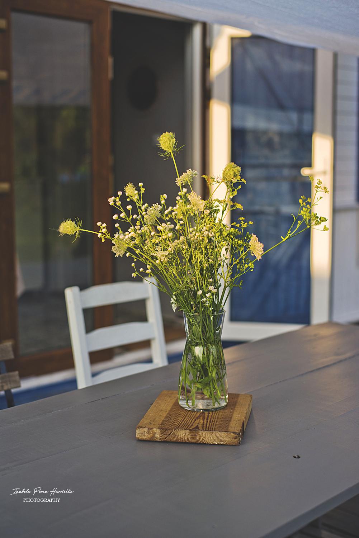 polne kwiaty, bukiet, lato