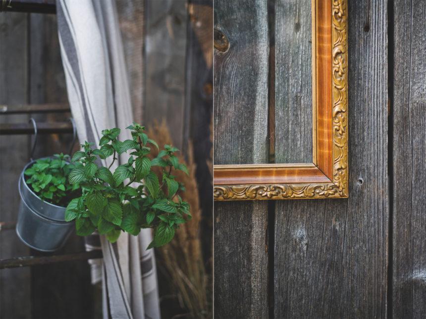 drewniana ściana, sesja produktowa, stare dechy