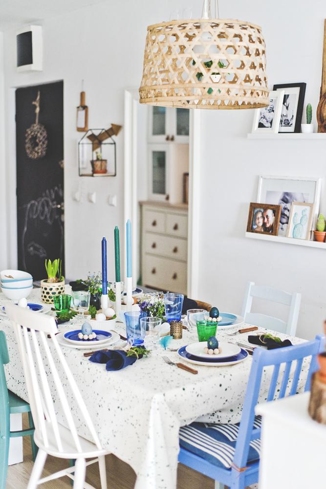 table set, easter table, table decor, świąteczny stół, wielkanocne dekoracje