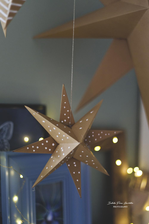 papierowa gwiazda, paper star, origami star, DIY star, Christmas star, świąteczne dekoracje, dekoracje zrób to sam, papierowa gwiazda, gwiazda origami, instrukcja krok po korku